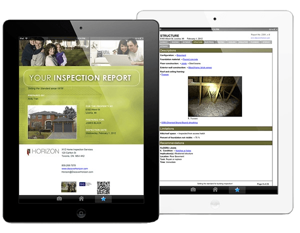 AAAHI Home Inspection Reporting Software